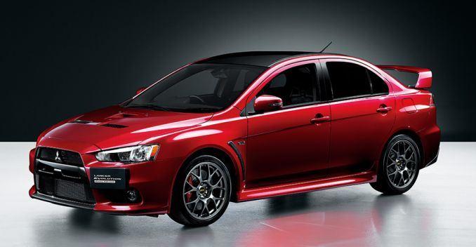 Mitsubishi Lancer Evolution (Evo)