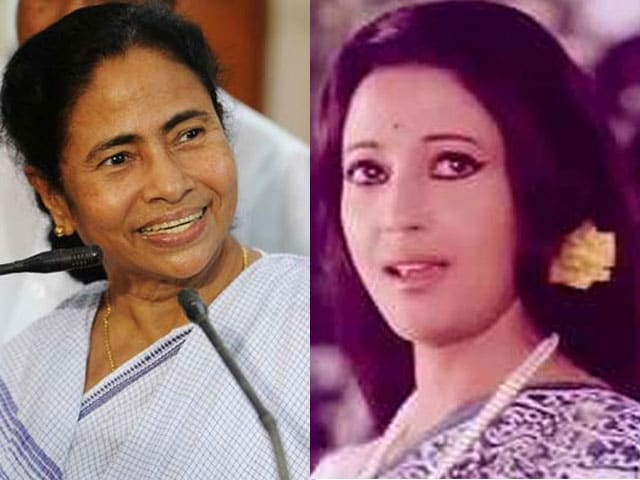On Suchitra Sen's Birth Anniversary, a Twitter Note From Mamata Banerjee