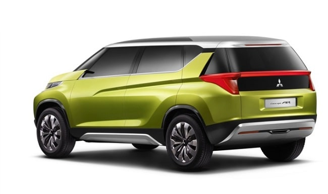 New Mitsubishi Compact MPV in the Works - NDTV CarAndBike