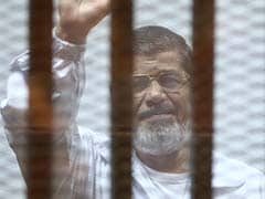 Egypt's Ousted President Mohamed Morsi Receives First Final Prison Sentence
