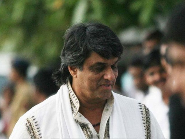 mukesh khanna height