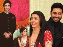 Inside Naina Bachchan and Kunal Kapoor's Reception