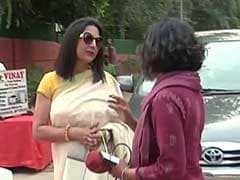 BJP's 'Kamal Sakhis', Wives of Lawmakers, Get Pep Talk From Amit Shah
