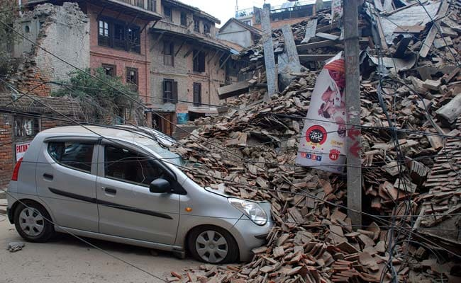 Nepal Earthquake Kills...