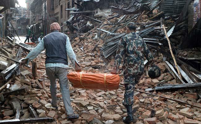 Real Nepal Earthquake Nepal Earthquake India Has