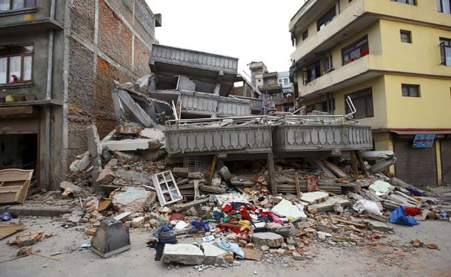 After Nepal Earthquake, Delhi Chalks Out Disaster ...
