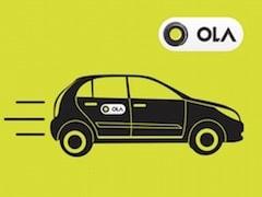 Ola Raises About $314 Million in Fresh Funding