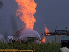 Fire at ONGC Well in Surat Under Control After 12 Days