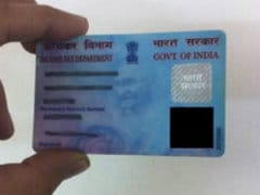 Government Plans to Expeditiously Provide PAN Cards to All
