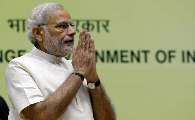 Developing Infrastructure in Northeast a Priority, Says PM Modi