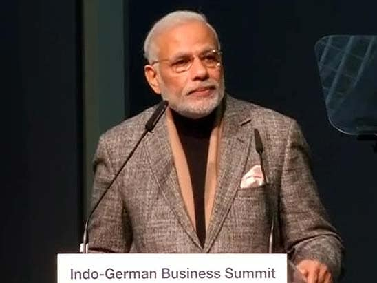 'India is a Changed Country Now,' Says PM Narendra Modi to Germany