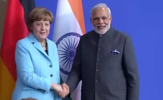 Full Text: PM Narendra Modi's Joint Address With German Chancellor Angela Merkel in Berlin
