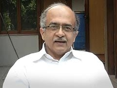 Arvind Kejriwal Running From Debate on Lokpal: Prashant Bhushan
