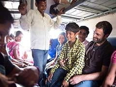After Trek to the Hills, Rahul Gandhi Takes Train to Punjab