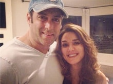 Preity Zinta: Did Item Song Only For Salman Khan, Will Do Anything For Him