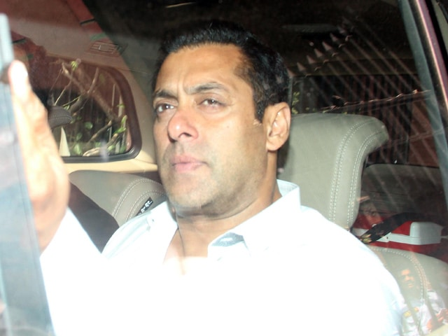 Salman Khan Hit And Run Case
