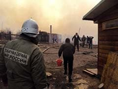Death Toll in Siberia Wildfire Rises to 15