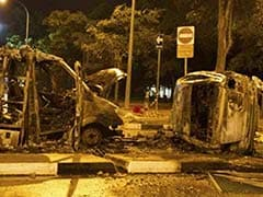 Indian National Goes on Trial for Little India Riot