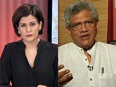'Opposition Has United Against Modi Government,' New CPI(M) Chief Sitaram Yechury Tells NDTV