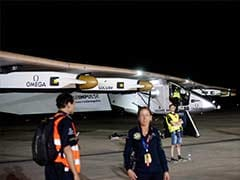 Solar Plane Lands in East China Ahead of Most Ambitious Leg