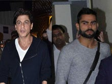 Shah Rukh Khan Was Asked About Virat Kohli. Read His Reply