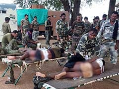 7 Policemen Killed, 12 Injured in Naxal Encounter in Chhattisgarh's Sukma District