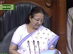 Sumitra Mahajan to Attend Women Speakers of Parliament Meet in New York