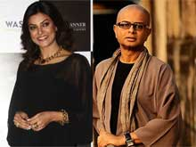 Sushmita Sen 'Regrets' Not Working With Rituparno Ghosh