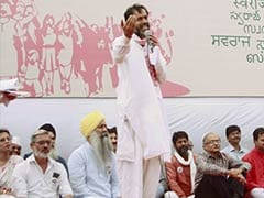 AAP Rebels Yogendra Yadav, Prashant Bhushan Announce Non-Political Group 'Swaraj Abhiyan'