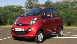 Tata Nano GenX First Drive Review
