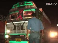 Kerala Government Invites Truckers on Strike For Talks