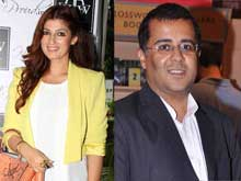 Twinkle Khanna and Chetan Bhagat Exchange Insults, Twitter Takes Sides