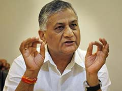 Full Statement: General VK Singh Reacts To Congress' Manish Tewari On 'Troop Movement' Claim