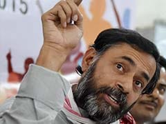 Former AAP Leader Yogendra Yadav Attacks Modi Government on Corruption