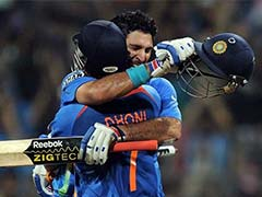Yuvraj Singh Relives 2011 World Cup Win With Facebook Post