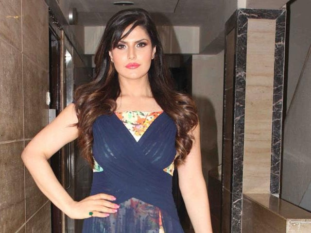 Zarine Khan: Comfortable Doing Bold or Intimate Scenes