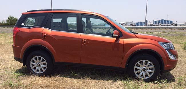 2015 Mahindra XUV500