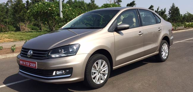 Review 2015 Volkswagen Vento Ndtv Carandbike