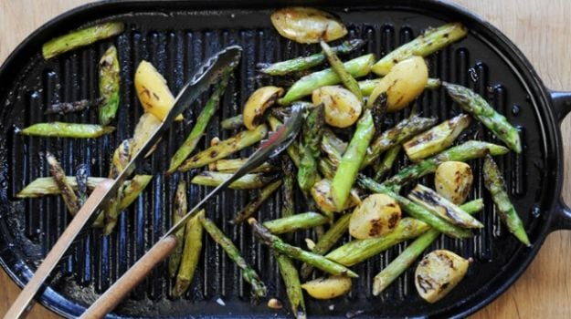 Readers Recipe Swap Asparagus
