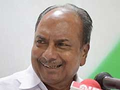 Former Defence Minister AK Antony Questions Rafale Deal With France