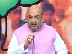 Amit Shah Holds Meeting With Allies Ahead Of Parliament Session