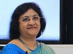 No Losses Of Job, Salary In SBI Merger: Arundhati Bhattacharya