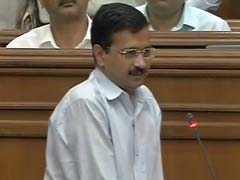 Delhi Chief Minister Arvind Kejriwal Speaking at the Delhi Assembly: Highlights