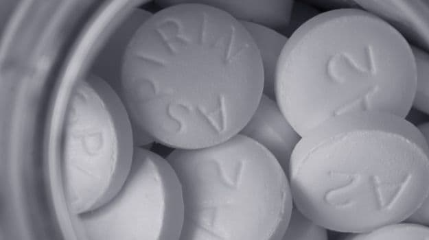 Aspirin increases bleeding risk in older stroke patients