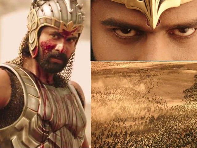 Battle Lines Drawn: Rana Daggubati, Prabhas go to War in First Teaser of Baahubali