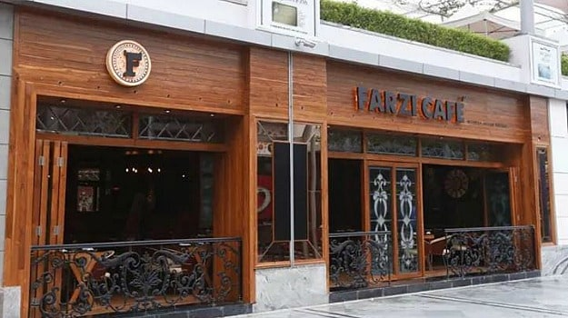 Farzi Cafe, Gurgaon: World Cuisine Through an Indian Lens