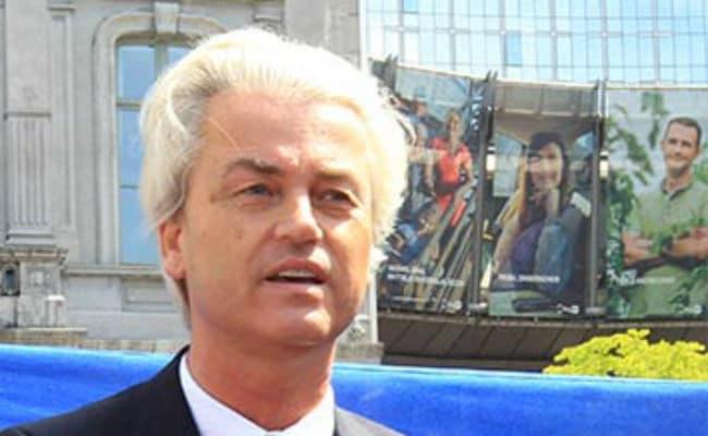 Dutch Anti-Islam Politician Geert Wilders Named Man of 2015