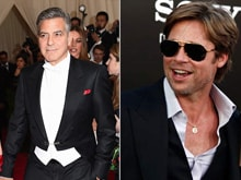 George Clooney: My Next Prank on Brad Pitt Might Get me Arrested