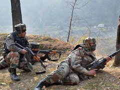 Pakistan Violates Ceasefire In Four Sectors In Jammu And Kashmir