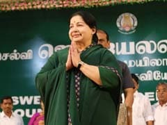 Jayalalithaa Becomes Tamil Nadu Chief Minister for the Fifth Time